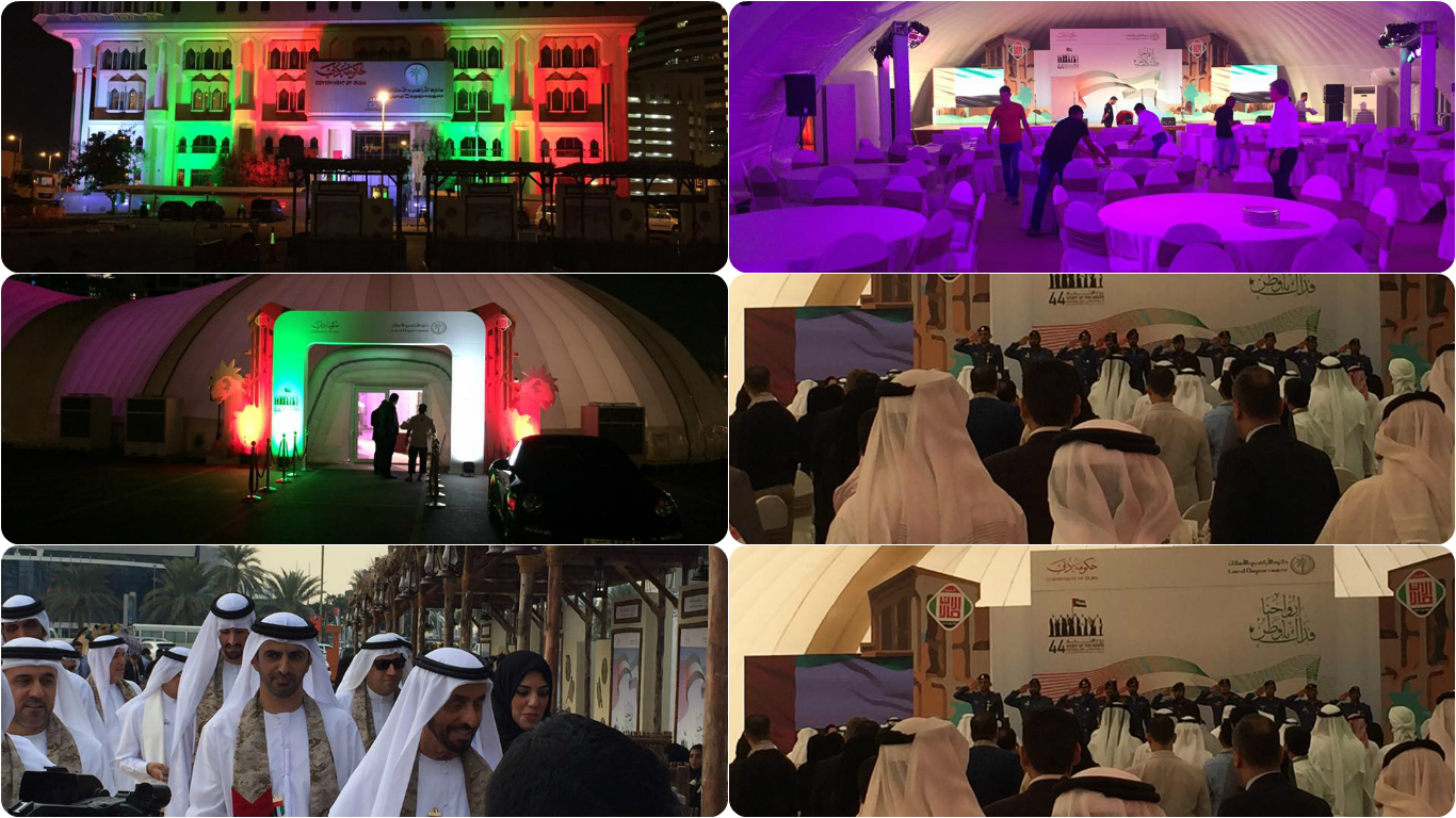 Dubai Land Department 44th National Day Celebration_ An Event Organised by Artaaj Events_