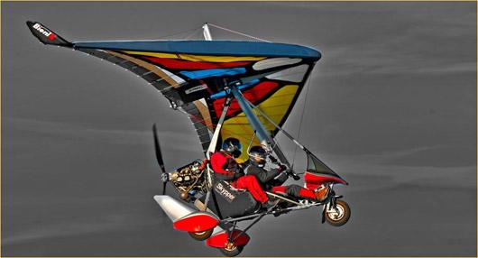 Air Creation at Big Boys Toys 2012 – AMARTZE