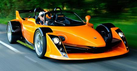 Hulme CanAm Spyder 450