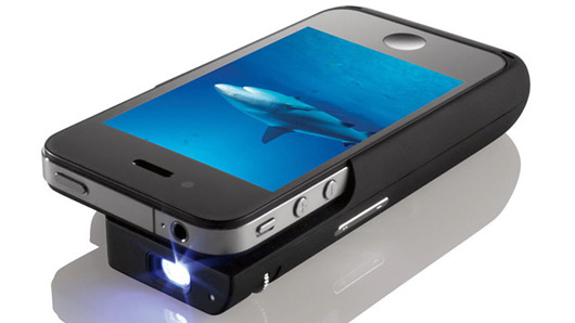 iPhone4-Projector